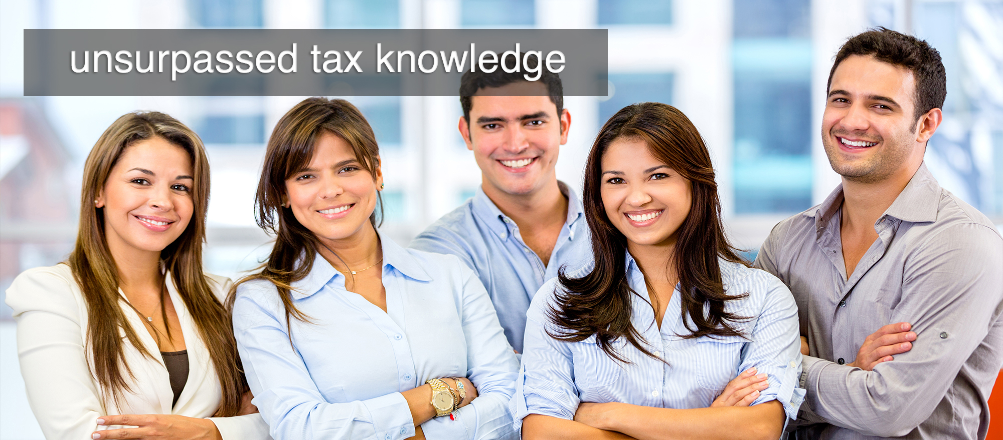 unsurpassed tax knowledge